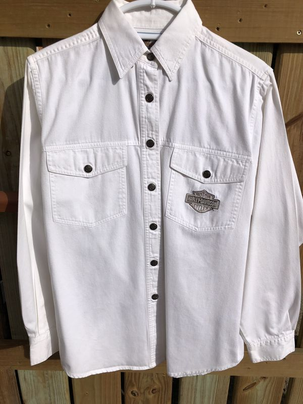a704b523145 Women's Large Harley Davidson Snap Up Shirt for Sale in Columbia ...