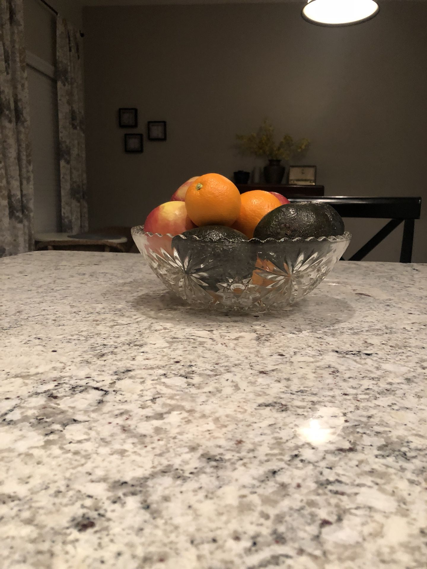 Glass Bowl - classic appearance