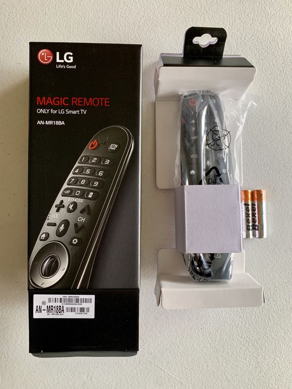 LG AN-MR18BA Magic Remote Control for Sale in Flower Mound, TX - OfferUp