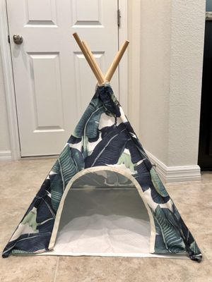 Pet Teepee Dog(Puppy) & Cat Bed for Sale in Windermere, FL