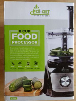 Eco+Chef Food Processor for Sale in San Francisco, CA