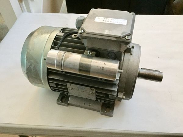 Ceg 3 Hp Electric Motor Single Phase 1700 Rpm Corona