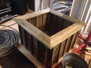 Custom Planter Boxes for Sale in Tacoma, WA