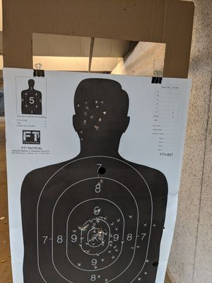 Photo Firearms Training and Security Guard Certification Classes