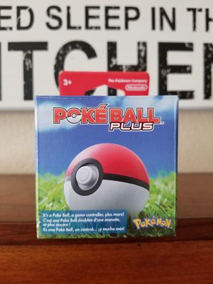 Nintendo Pokeball Plus - Nintendo Switch for Sale in Hemet, CA