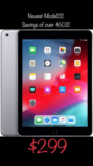 *Brand New!* Apple iPad 32gb WiFi, Space Gray, 6th generation Newest and Latest Model for Sale in Chula Vista, CA