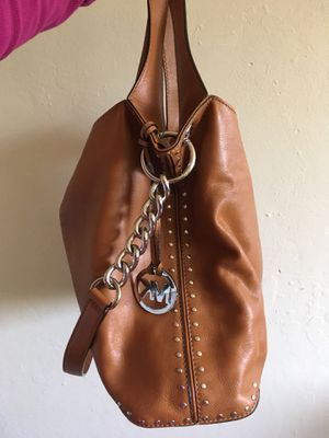 0c727173ffcb Michael Kors Studded Purse for Sale in Vacaville