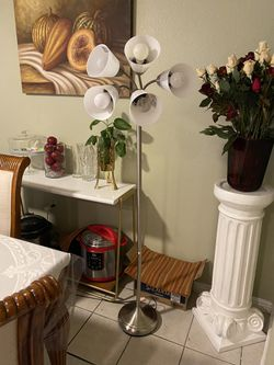 "FLOOR  3 WAYS LAMP 66"" H. NORMAL  WEAR $40.00 ENGLISH -SPANISH  Thumbnail"
