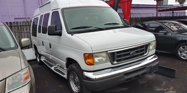 2500 dwn no credit check disabled person van for Sale in McAllen, TX -  OfferUp