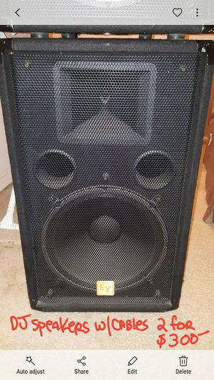 Moving Sale: DJ Equipment (Octoberfest) for Sale in BALTIMORE, MD