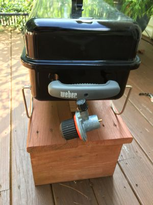 Weber Take Anywhere Grill for Sale in Clifton, VA