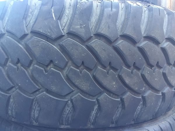 Used Tires San Jose >> Set Of 4 Used Tires Sizes 35x12 50 20 For Sale In San Jose Ca Offerup