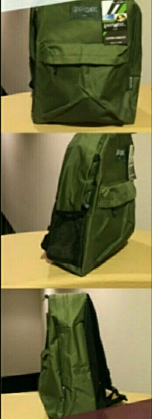 NEW Olive Green EastWest Brand Classic Backpack for Sale in Los Angeles, CA