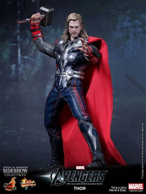 Hot Toys Thor Avengers 1/6 figure for Sale in Beltsville, MD