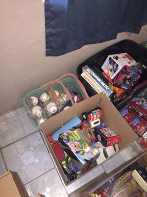 Toys and Collectibles!!! Come look!!! for Sale in Phoenix, AZ