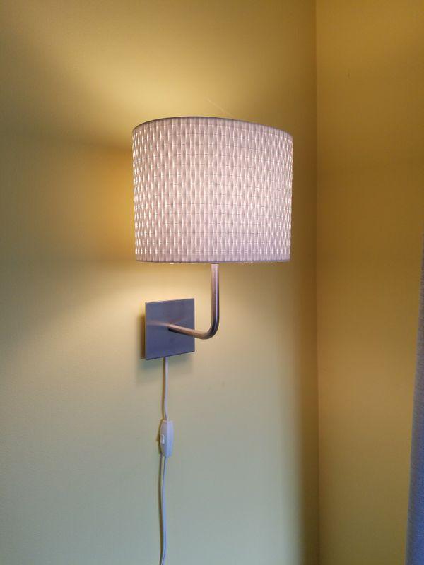 Ikea Alang Wall Lamp