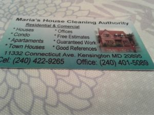 house cleaning for Sale in MD, US