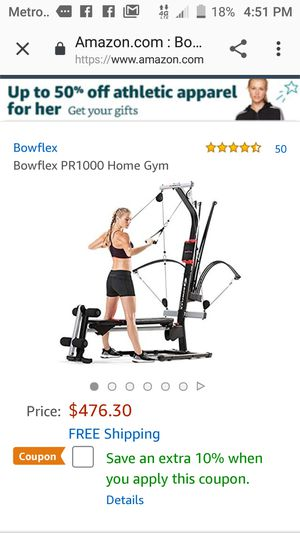 Bowflex 2 for Sale in Robstown, TX