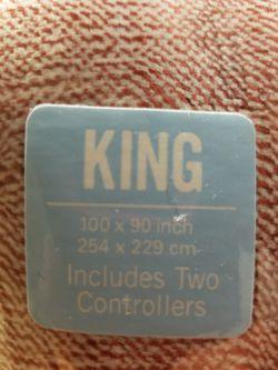 Biddeford King Electric Blanket Thumbnail