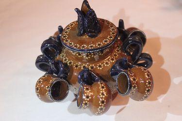 Handmade miniature jug Thumbnail
