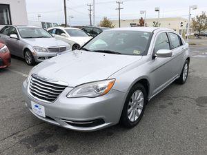 2011 Chrysler 200 LX Silver 85,078 miles for Sale in Alexandria, VA