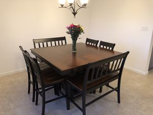Bar Height Dining Room Table For Sale In Willow Street PA