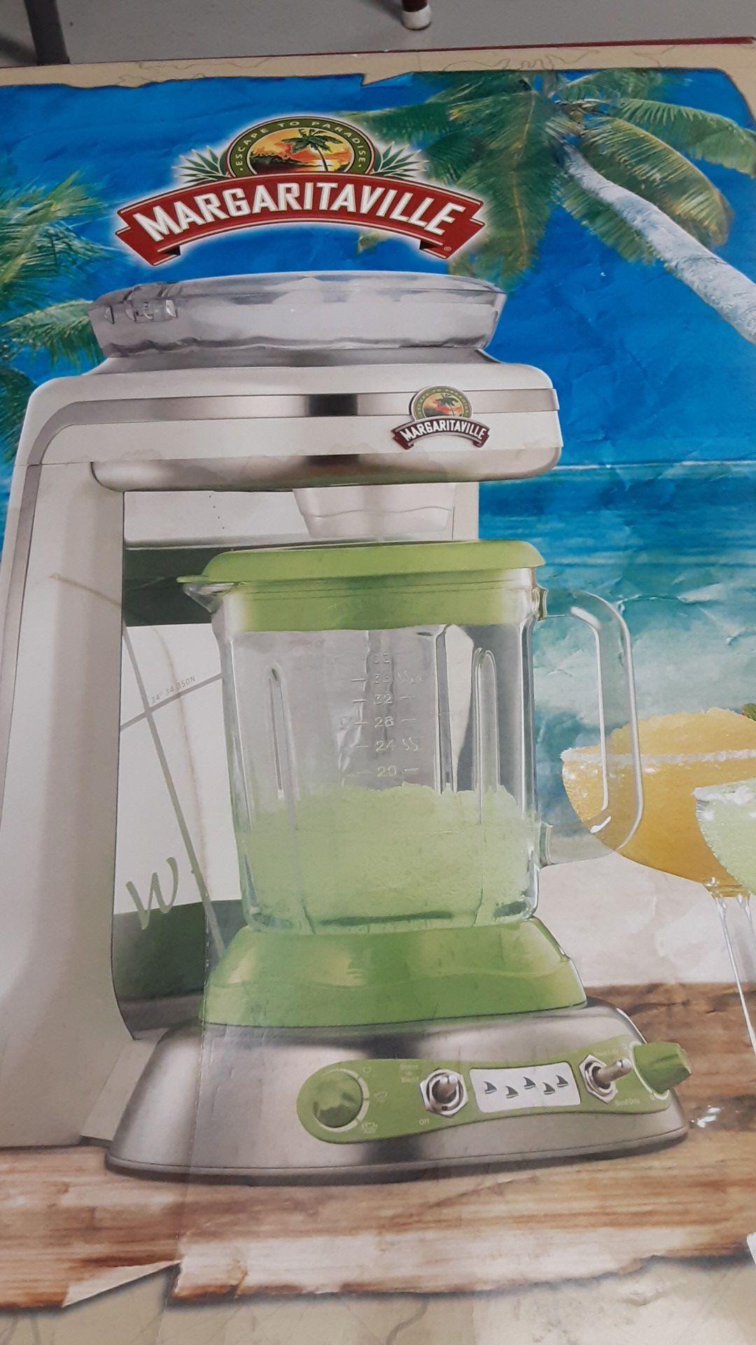 Margarita maker