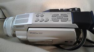 Panasonic palmcorder 700x for Sale in Oxon Hill, MD