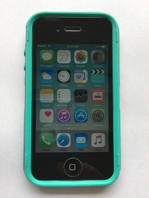 Apple iPhone 4s - 8GB - Black (Verizon - unlocked) A1387 (CDMA + GSM) for Sale in Vienna, VA