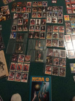 Basketball cards and Memorabillia for Sale in Vienna, VA