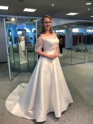 Size 14 Wedding Dress for Sale in Apopka, FL