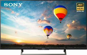 """Sony - 49"""" Class (48.5"""" Diag.) - LED - 2160p - Smart - 4K Ultra HD TV with High Dynamic Range + Wallmount for Sale in Chicago, IL"""