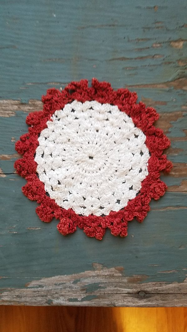 Vintage Crocheted Doily For Sale In Snohomish Wa Offerup