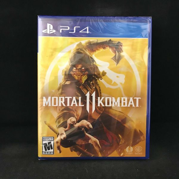 Mortal Kombat 11 - NEW, Sealed for Sale in Downey, CA - OfferUp