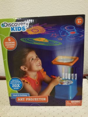 art projector discovery kids for sale in temecula ca offerup