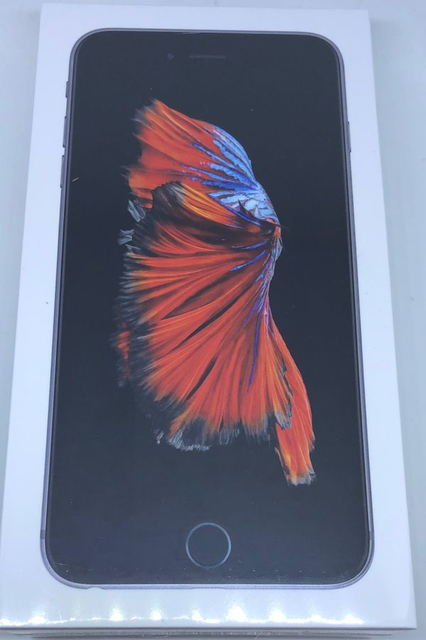 f24045cc48b iPhone 6s Plus 32gb brand new for boost mobile.price includes the phone  first month