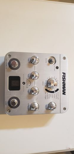 Fishman Aura Spectrum Acoustic DI Thumbnail