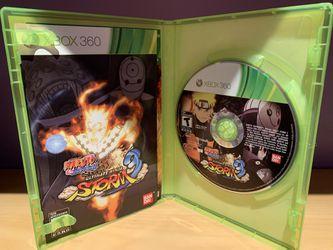 Xbox 360 Naruto Ultimate Ninja Storm 3 Thumbnail