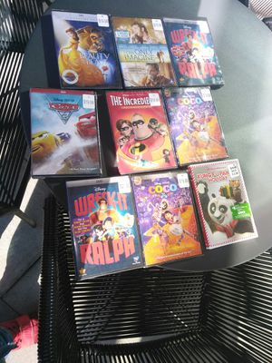 Lot of brand new Disney dvd for Sale in Portland, OR