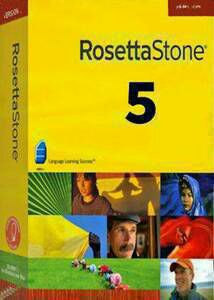 Rosetta Stone English, Spanish language level 1-5 for Sale in Miami, FL