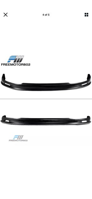 Photo Honda Civic 99-00 front lip