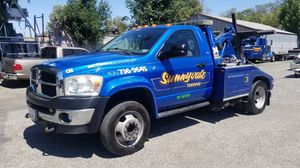 Photo 2008 dodge ram 5500 tow truck