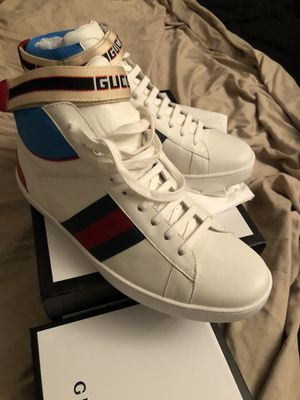 Gucci high tops for Sale in Silver Spring, MD