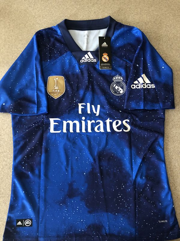 huge discount b7ca7 b1bf0 Real Madrid EA Sports Jersey for Sale in North Las Vegas, NV - OfferUp