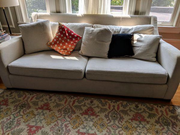 Crate And Barrel Verano Sofa For