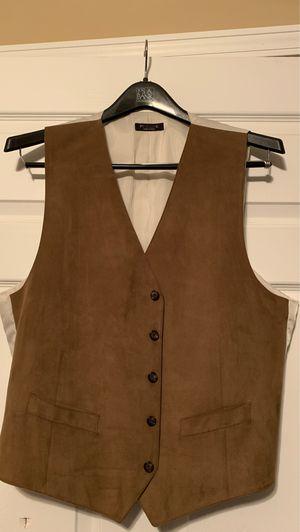 Photo Jos A Bank Corduroy Vest - Size Large