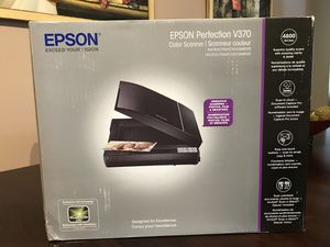Epson Perfection Photo Scanner V370 for Sale in Washington, DC