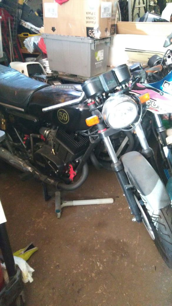 1977 yamaha Rd 400 for Sale in Oakland Park, FL - OfferUp