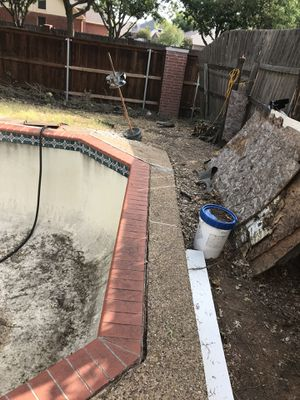 Coping for swimming pool for Sale in Flower Mound, TX