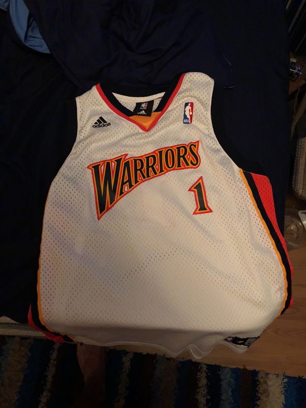 ebe69f03 Old school warriors jersey (Kids) for Sale in Manteca, CA - OfferUp